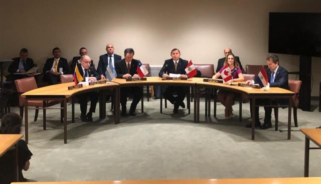 Peru and five others take Venezuela to the International Criminal Court