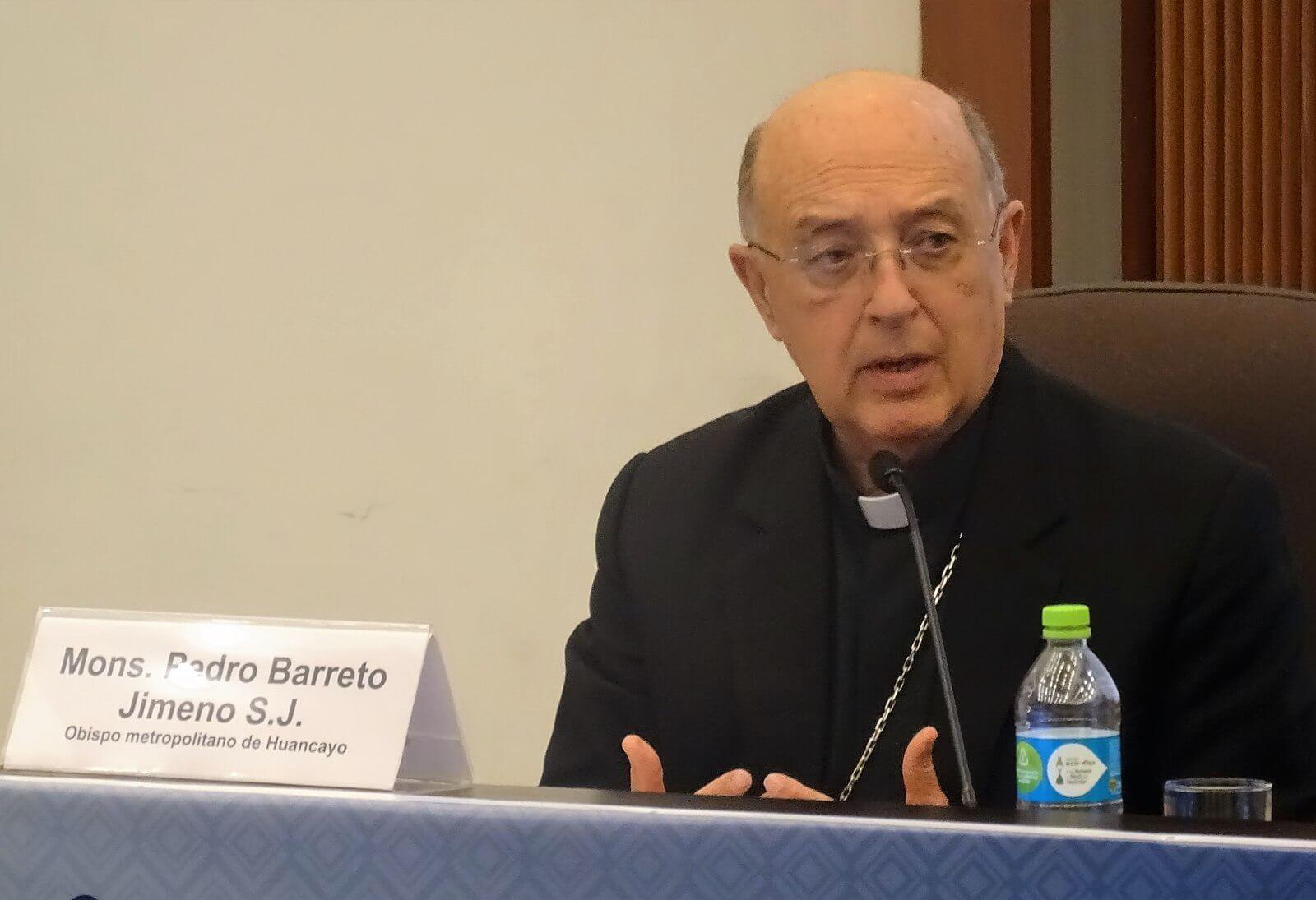 Peru Cardinal criticizes 'slowness' of judicial reform process