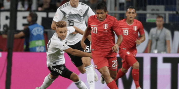 peru germany friendly
