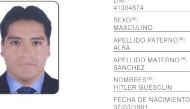 hitler mayor peru