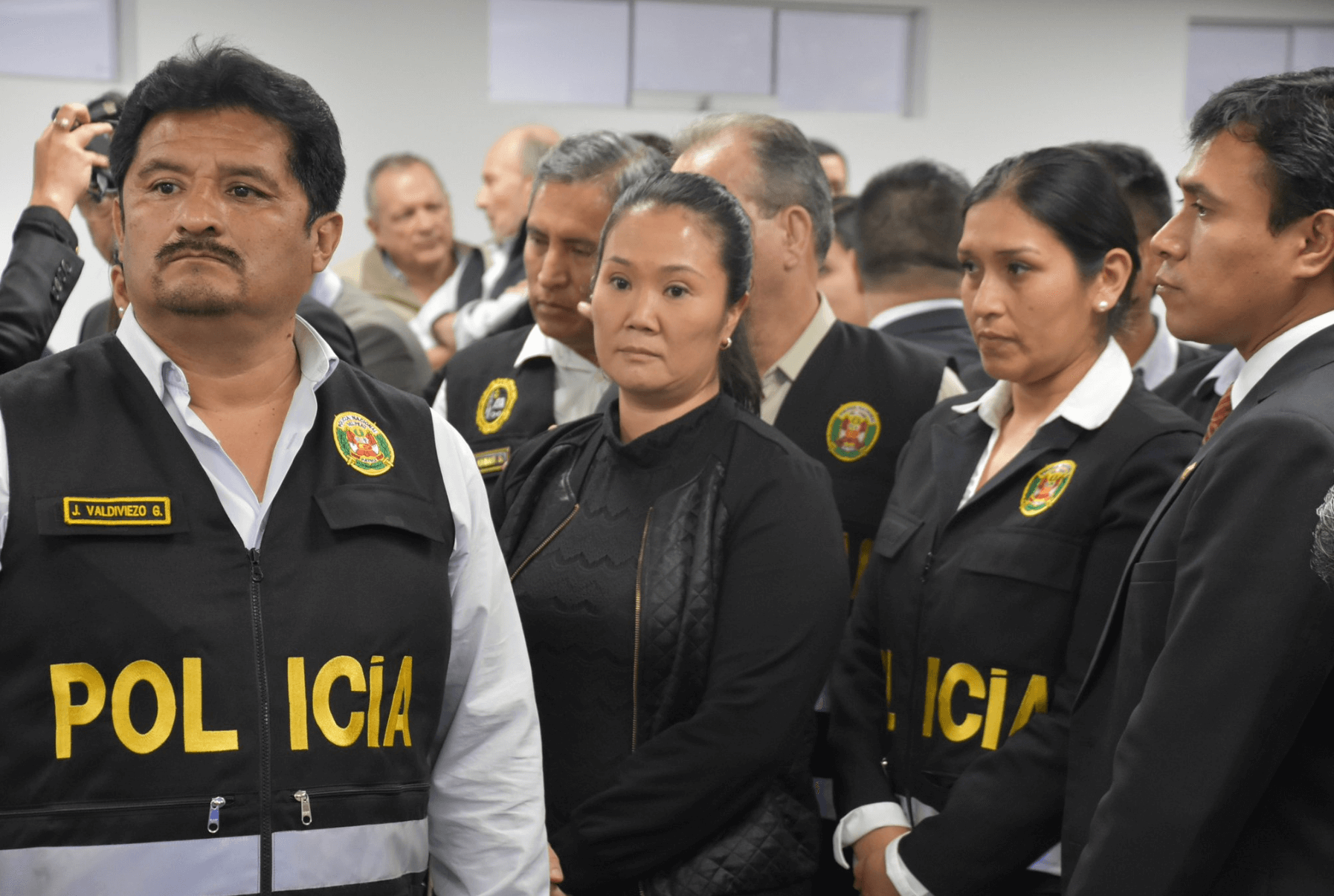 Peru prosecutors to go after six Popular Force party lawyers in Keiko case