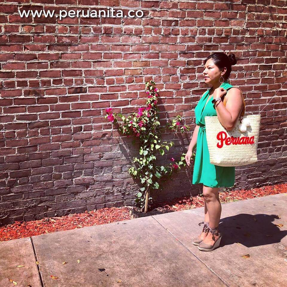 Peruanita creates accessories to give Latinas in the US a little piece of home