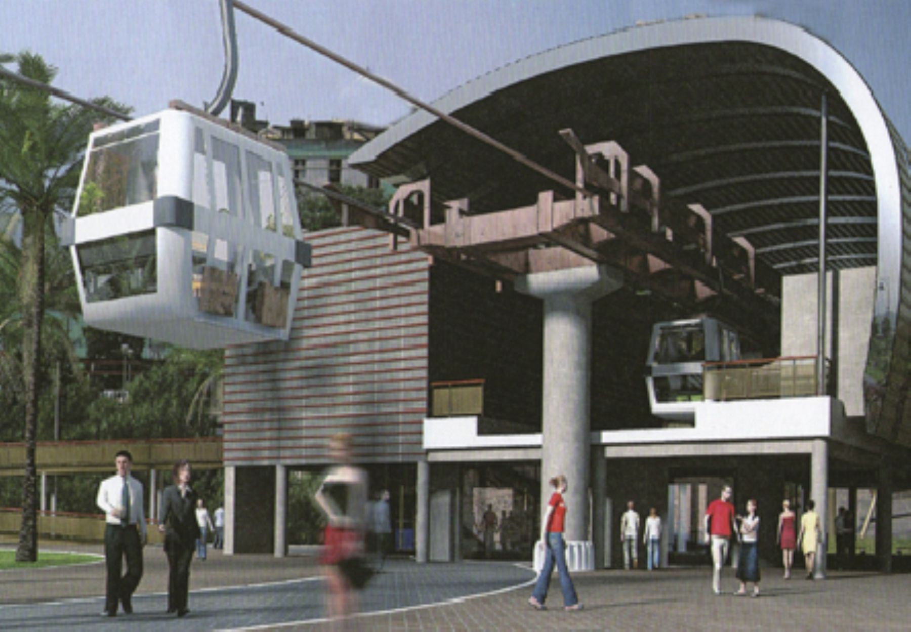 Lima mayor-elect announces construction of city cable car
