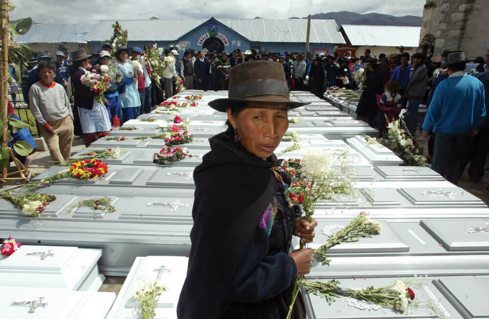 New independent film reveals period of Peru's history of violence against journalists