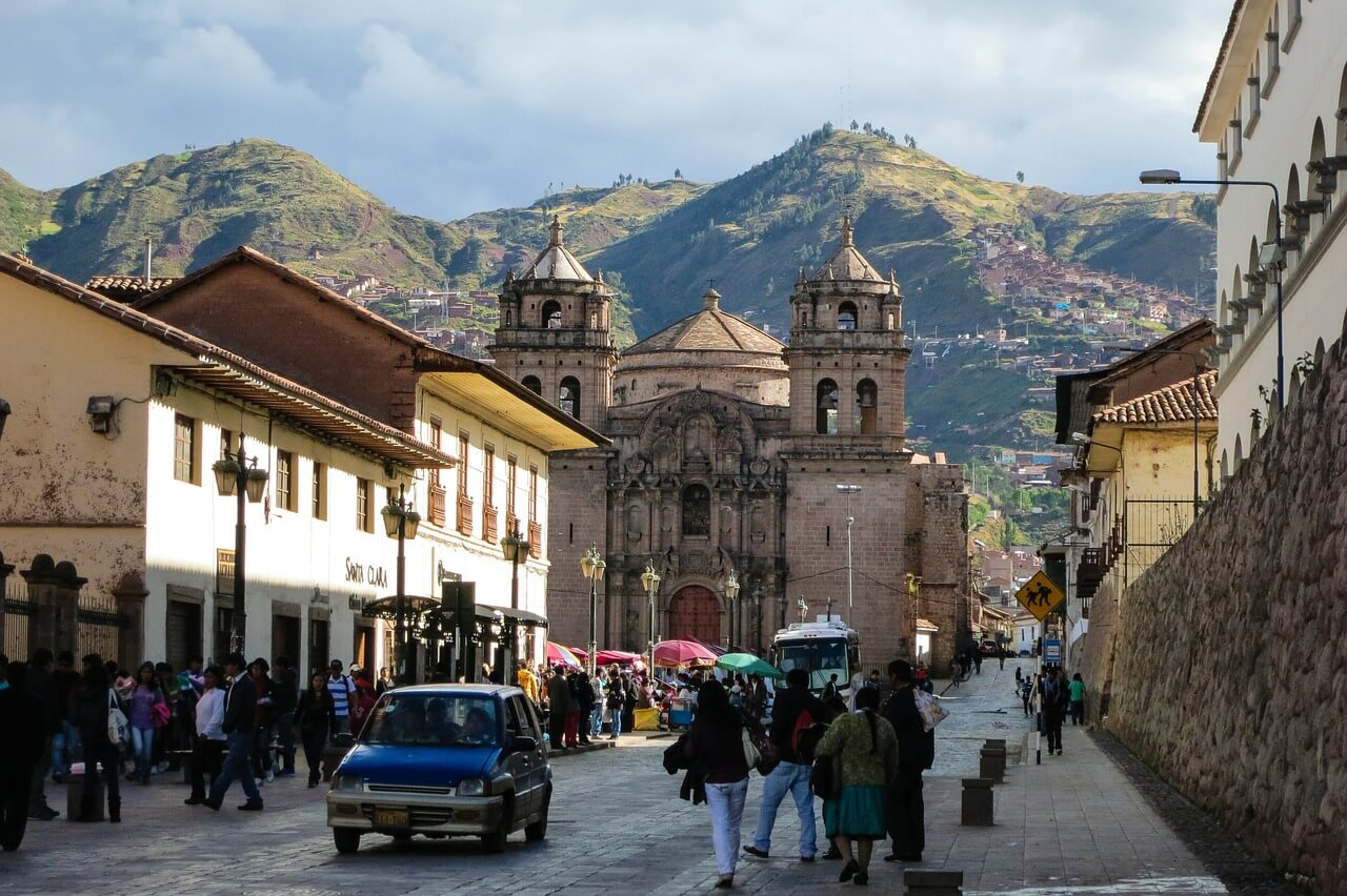 Blind U.S. tourist missing in Peru after trip to Cusco